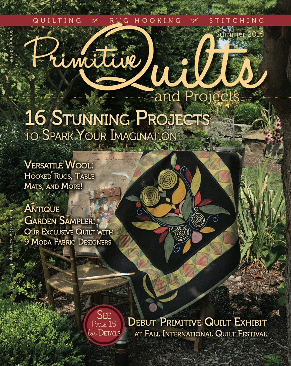 Corrections : primitive quilts and projects magazine - Adamdwight.com